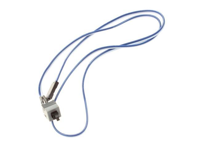 SODIAL semoic 20 5inch Long Power Button Switch Cable for PC Switches Reset  Computer - Newegg com