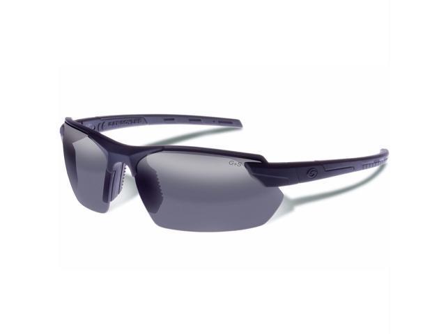 2db328f6dc Gafas de sol de gárgolas Vortex rendimiento transparente lente negro marco