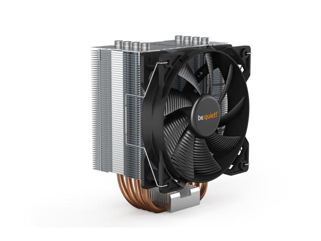 be quiet! Pure Rock 2, CPU cooler, 150W TDP, incl. Pure Wings 2 120mm PWM fan, HDT technology
