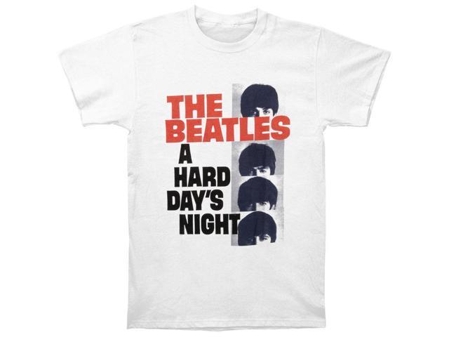 699694528f32 Beatles Men s HDN Stacked T-shirt XX-Large White - Newegg.com