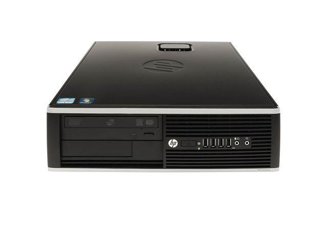 Refurbished: HP Compaq 8100 ELITE SFF PC, Intel Core i5-650 @ 3 2GHz, 4GB  RAM, 500GB HDD, Windows 7 Pro - Newegg com