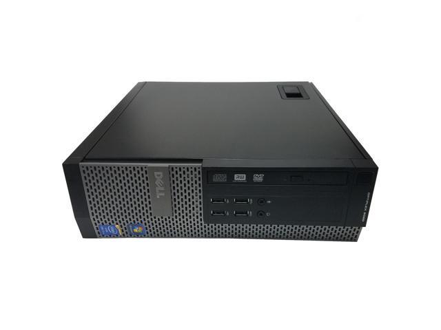 Refurbished: Dell OptiPlex 9020 SFF Desktop 4th Gen Intel Core i7-4770  3 4GHz 16GB RAM 512 GB SSD DVD-RW Windows 10 Professional 64-Bit - Newegg ca