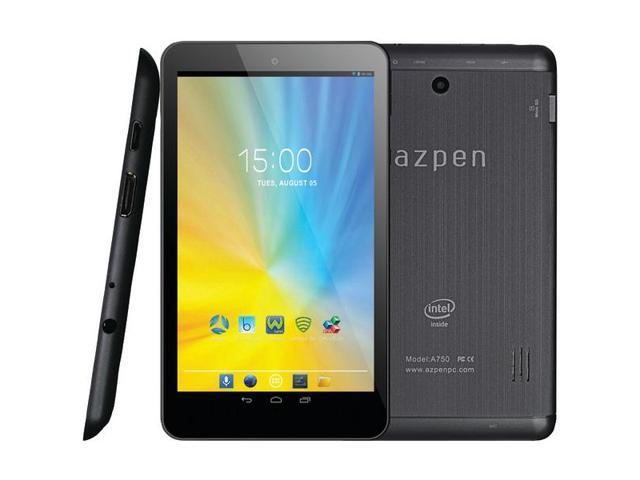 Azpen A750 Intel Atom Z3735G (1.33 GHz) 1 GB DDR3 Memory 7