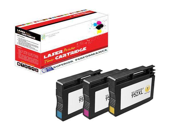 L0S67AN HY Yellow Ink Cartridge LD Compatible Replacement for HP 952 952XL