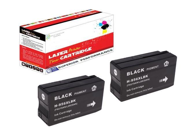 OWS® Compatible 2PK 956XL Ink Cartridge for HP OfficeJet Pro 8720's 8730's  8740's - Newegg com