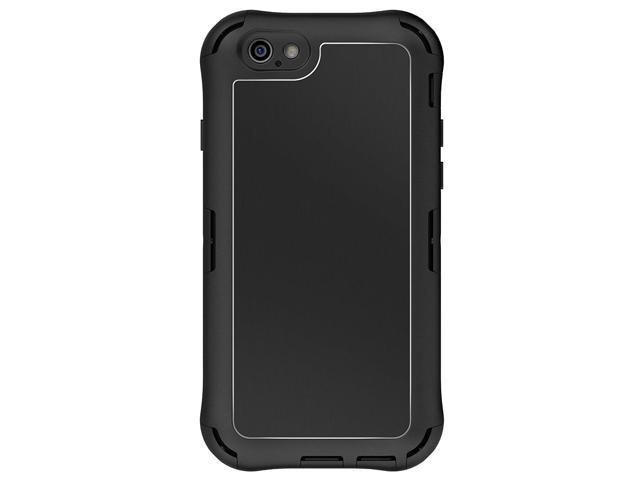 new concept 34e6e e31fc Apple iPhone 6 / iPhone 6s - Black Ballistic Tungsten Sport Water Resistant  Case - Newegg.com