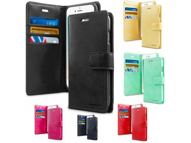 new product 03d5d 9781e Leather Magnetic Card Wallet Flip Case for Essential Phone PH-1 - Newegg.com