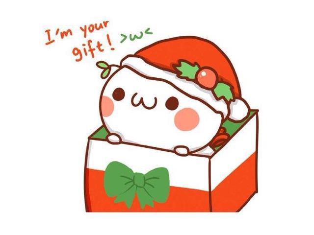 Japanese Emoticon Icon Ascii Art Cute Anime Merry Christmas