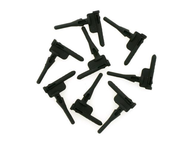 Pc Cooler Soft Rubber Mounts Pins For Fan Mount On Tower