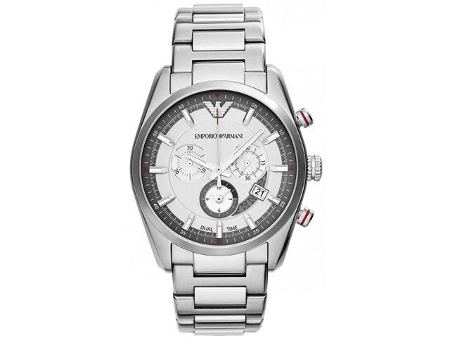 Emporio Armani Men s AR6036 Stainless Steel Sportivo Watch - Newegg.ca 378db5619