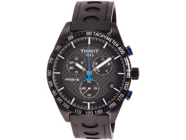 326d075faff Tissot PRS 516 Chronograph Rubber Mens Watch T1004173720100 ...
