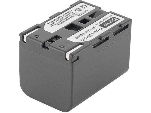 Samsung SC-D23 Camcorder Battery (3000 mAh) - Replacement