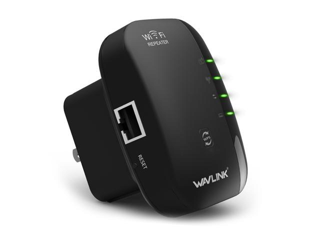 Wavlink 300Mbps High Speed Wireless-N Wifi Repeater/Access Point - 3dBi  Antennas Integrated, WPS Quick Encryption Easy Setup, Compatible