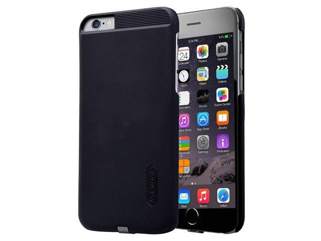 low priced 4f168 06f08 NILLKIN 2 in 1 Magic Case for iPhone 6 Plus & 6s Plus Anti-slip PC  Protective Case with QI Standard Wireless Charging Receiver (Black) -  Newegg.com