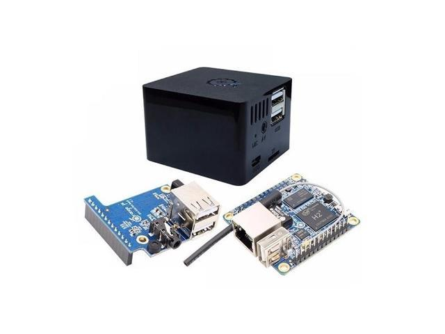 3-in-1 Orange Pi Zero 256MB Development Board + Expansion Board + Black  Case Kit - Newegg com