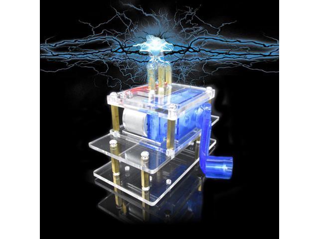 Dynamo Hand Crank Generator Emergency Power Electronic Experimentation DIY Kit