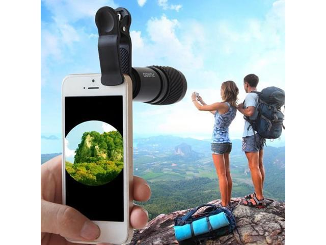 Puroo monocular telescope lens for iphone samsung htc