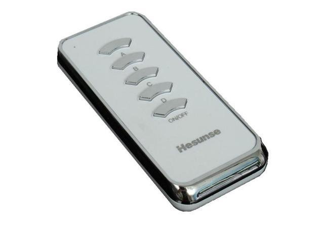 Hesunse Y-B24 220V Digital Wireless Remote Control Light Switch Receiver 2  Remote Control - Newegg com