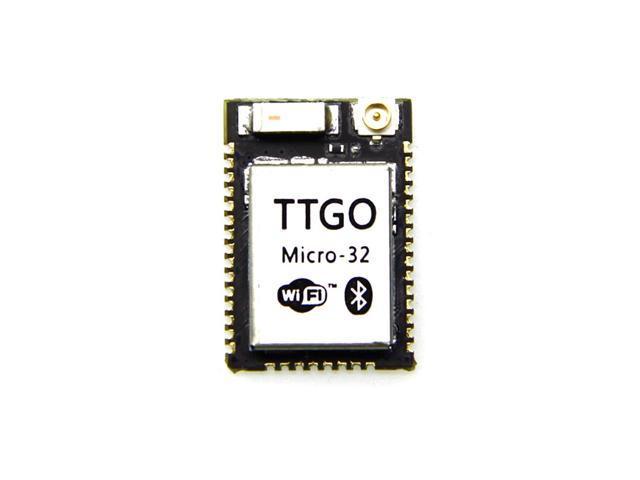 Wemos TTGO Micro-32 V2 0 Wifi Wireless Bluetooth Module ESP32 PICO-D4 IPEX  ESP-32 - Newegg com