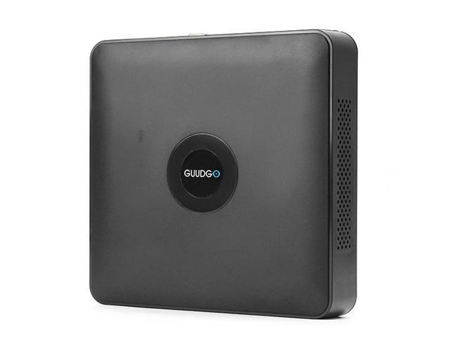 GUUDGO GD-NR01 1080P 4 8 12CH Wireless 2 5 ONVIF Network Video Recorder NVR  HDMI P2P - Newegg com