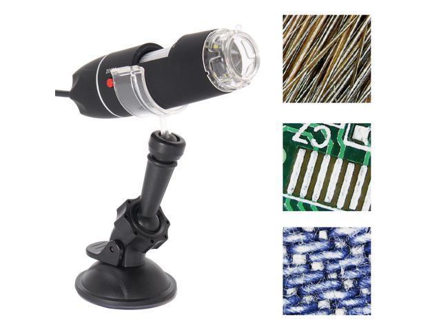 1600X Magnification Portable USB Digital Microscope Lab Video Camera  Magnifier - Newegg com