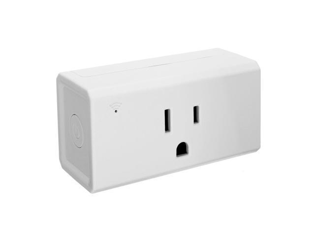 SONOFF S31 AC 110-240V 10A Smart WiFi Socket Switch APP Remote Control  Timer Power Moniter - Newegg com