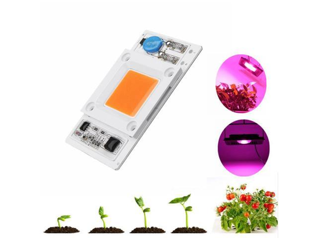 Lustreon 50w Non Drive Thunder Protection Cob Led Chip For