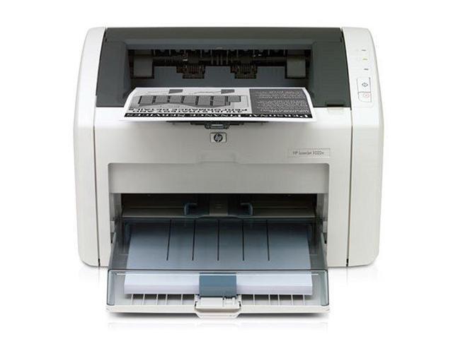 Refurbished: HP LaserJet Printer 1022N (Q5913A) - Newegg com