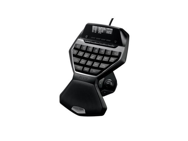Logitech G13 Programmable Gameboard with LCD Display 920-000946 - Newegg com
