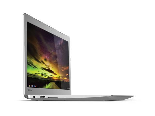 Toshiba CB35-B3340 13 3-Inch Chromebook 2 Intel Celeron N2840 (2 16GHz) 4GB  DDR3 16GB SSD (Full-HD 1920x1080 Screen) Chrome OS - Newegg com