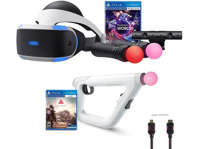 Farpoint Video Games & Consoles Sony Playstation Vr Aim Controller Box Only Last Style