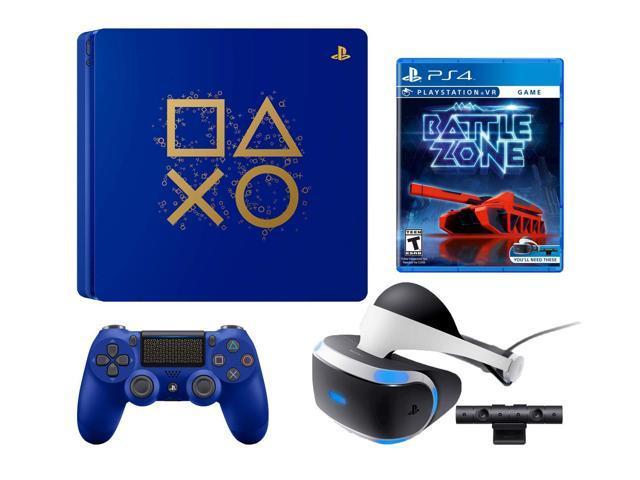 baa8da4d9 PlayStation 4 Batman Arkham VR PSVR Enhanced Limited Edition Bundle  PlayStation  4 Days of Play