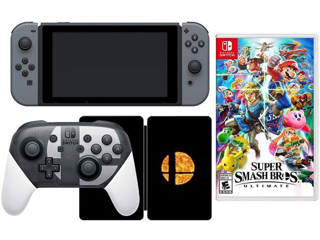 nintendo switch super smash bros. ultimate edition console sold out