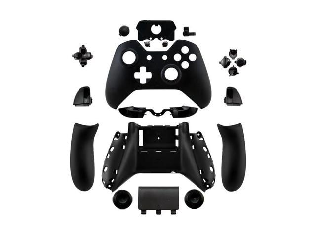 Xbox One Replacement Controller Matte Black full Case Shell and buttons for  Xbox one controller with 3 5mm Port T6 T8 - Newegg com