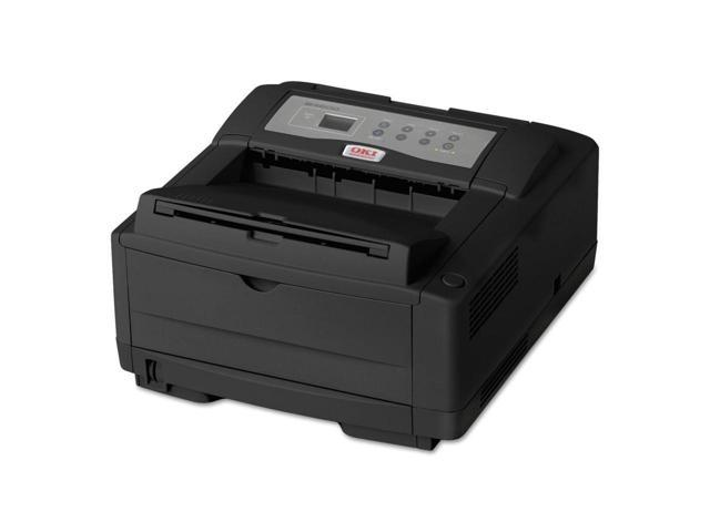 Okidata B4600n Monochrome Laser Printer