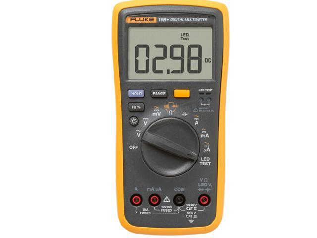 FLUKE 18B+/FLUKE18B+/F18B Digital Multimeter F-18B+  - Newegg com