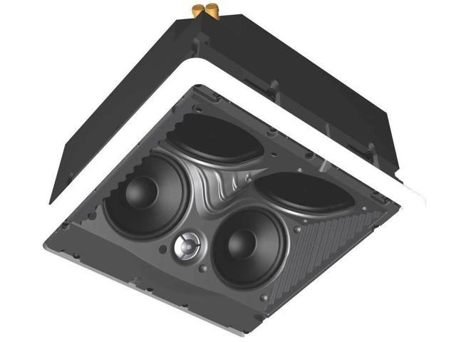 Single, White Definitive Technology In-Wall RLS III Speaker