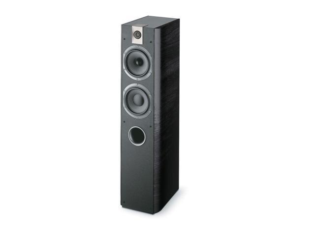 Focal Chorus 615 Bass Reflex Floorstanding Speaker - Pair (Black) -  Newegg com