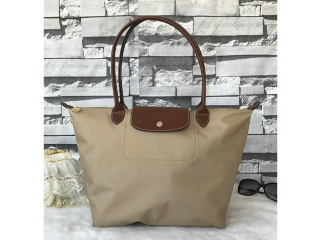 462418dc8b Longchamp Le Pliage Nylon Large Tote Bag beige 1899089841 ...