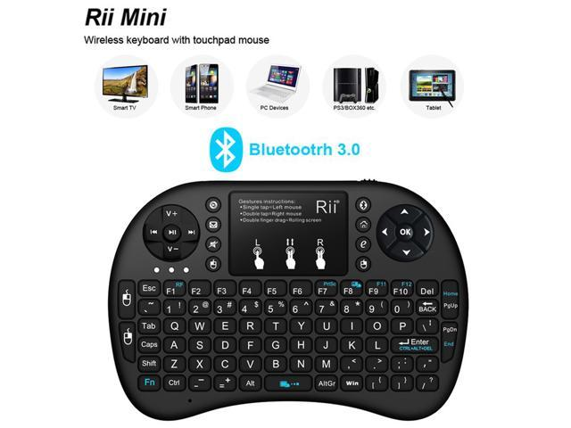 bluetooth touchpad android