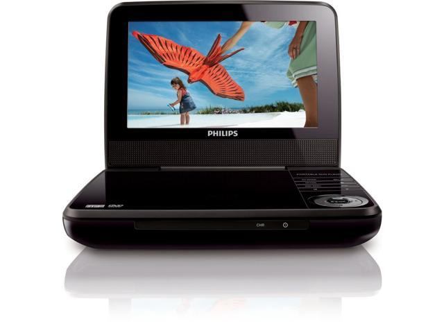 Philips PET741M 37 7 Inch Portable DVD Player