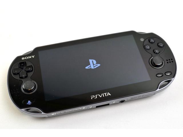 Sony PlayStation Vita - Black - PCH-1001