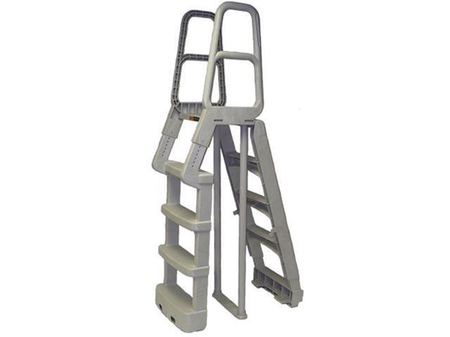 Main Access 200750T A Frame Resin Ladder for Swimming Pools - Newegg.com