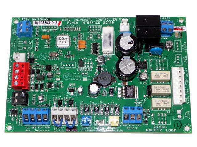 Jandy Zodiac R0719500 Power Interface Board Gen2 For Jandy