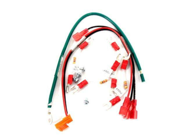 honeywell 607682 wiring harness 90389-c d134413 hpf24s6 ... honeywell wire harness #9