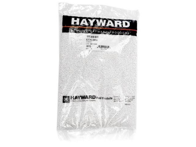 Hayward ECX1308 Schmear Pellets for Repairs - White