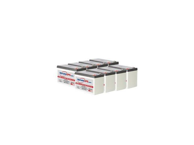 Eaton-Powerware PW9130L2000T-XL Compatible Replacement Battery Kit