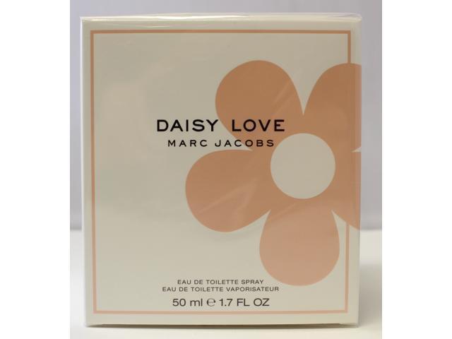 0d005416396f Daisy Love By Marc Jacobs 1.7 Oz Eau De Toilette Spray For Women Sealed