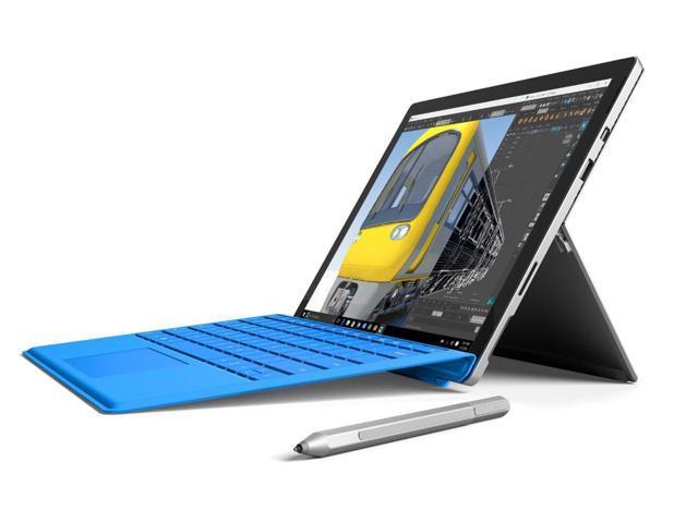 Microsoft Surface Pro 4 - 256 GB SSD, 8 GB RAM, Intel Core i5