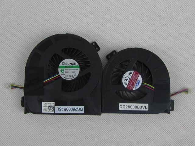 Dell Precision M4700 CPU Fan 01G40N GPU Cooling Fan 0CMH49 Cooler Pair -  Newegg com